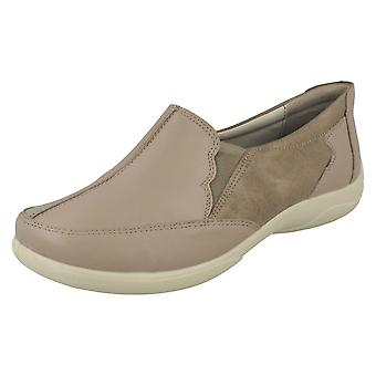 Ladies Padders Casual Loafers Flute