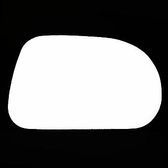 Right Stick-On Mirror Glass for Fiat MAREA Weekend 1996-2007