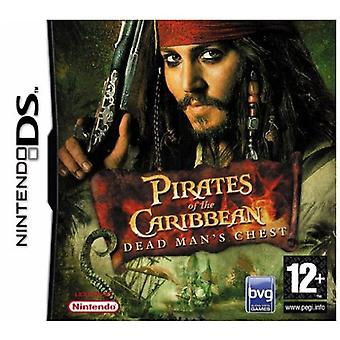 Pirates of the Caribbean 2 - Disney on the Go (Nintendo DS)