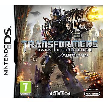 Transformers Dark of the Moon - Autobots (Nintendo DS)