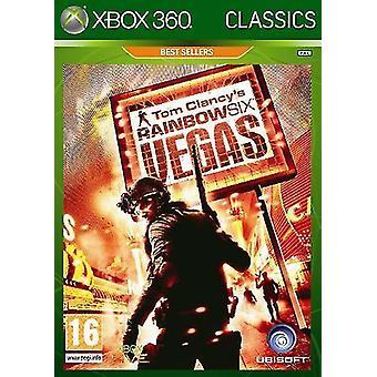 Rainbow Six Vegas - klassikere udgave (Xbox 360)
