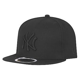 59Fifty عهد جديد الأطفال كاب-الأسود MLB نيويورك يانكيز