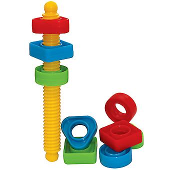 Gowi Toys Construction Screwing Set