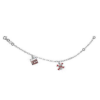 Scout children children bracelet silver pirate girl 260227100