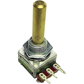Potentiometer Service 2181 Single turn rotary pot Mono 0.05 W 100 kΩ 1 pc(s)