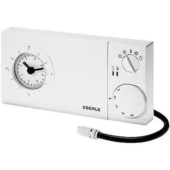 Eberle Easy 3FT inkl. F 193 720, Tagesuhr Indoor thermostat Surface-mount 24 h mode 10 up to 50 °C