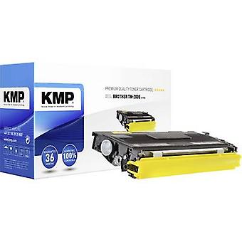 KMP Toner cartridge replaced Brother TN-2005, TN2005 Compatible Black 1500 pages B-T23