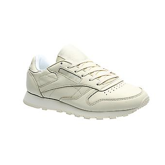 Reebok leather of sneaker classic leather pastels yellow