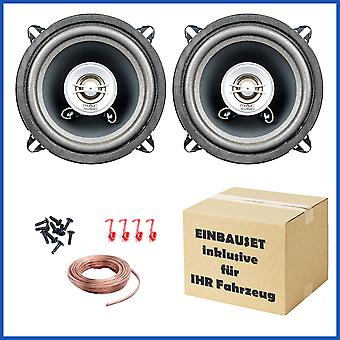 Dacia Sandero instep way, Sandero instep way 2, speaker boxes front new goods