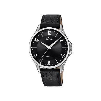 LOTUS - wrist watch - men - 18518-4 - leather strap classic - classic