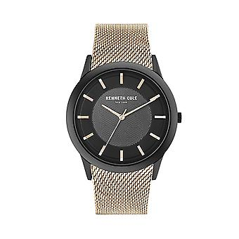 Kenneth Cole New York men's watch wristwatch stainless steel KC50566002