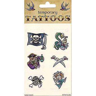 Bnov Temporary Tattoos