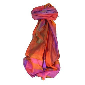 Varanasi Ekal Premium seda longo cachecol património alcance Gulati 9 por Pashmina & seda