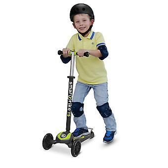 T5 Scooter door Smartrike® - groen