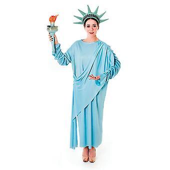 Statue de la liberté Costume, unisexe