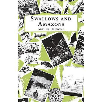 Swallows and Amazons by Arthur Ransome - 9780099503910 Book