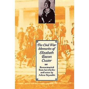 Wspomnienia wojny domowej, Elżbieta boczek Custera - zrekonstruowany z