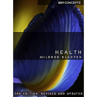 Health (2nd Revised edition) by Mildred Blaxter - 9780745648460 Book