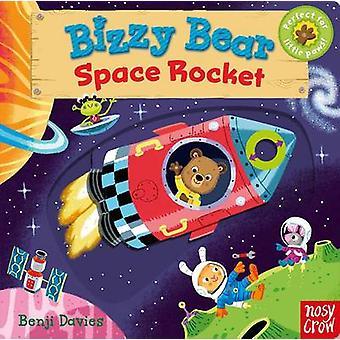 Bizzy Bear - Space Rocket by Benji Davies - 9780857632982 Book