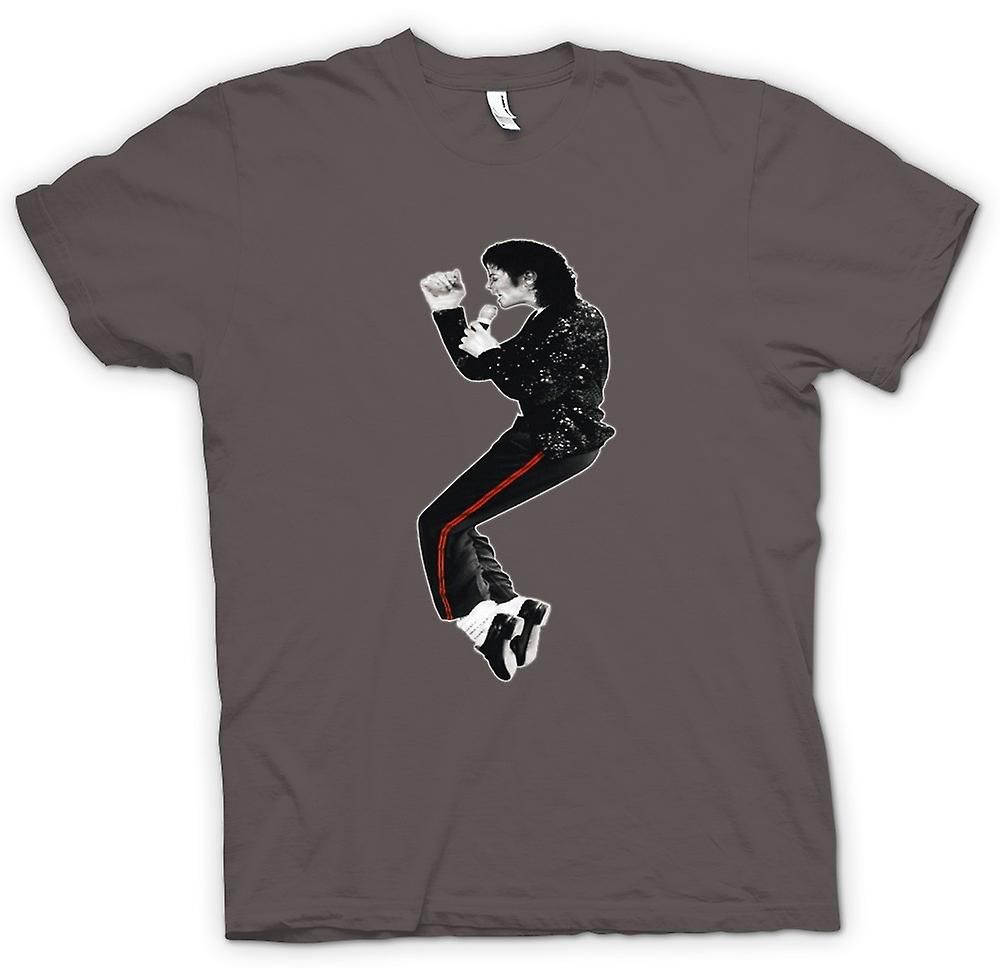 Mens t-shirt-Bad di Michael Jackson