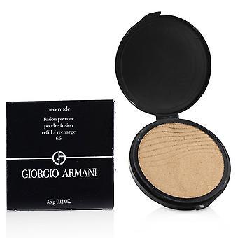 Giorgio Armani Neo Nude Fusion Powder Refill - # 6.5 - 3.5g/0.12oz