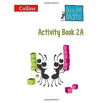 Europese editie van de drukke Ant wiskunde - activiteit boek 2A