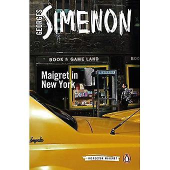 Maigret à New York: inspecteur Maigret #27