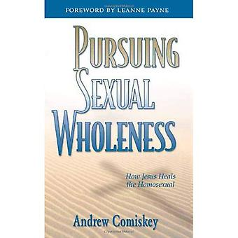 Pursuing Sexual Wholeness: How Jesus Heals the Homosexual