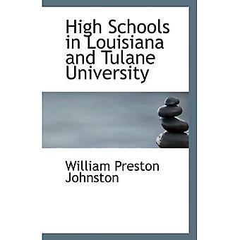 Licea w Louisiana i Tulane University