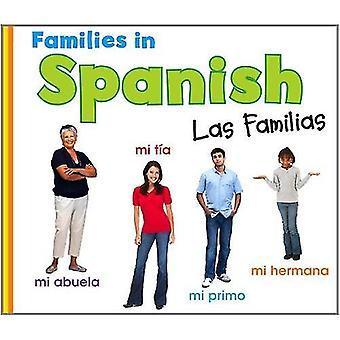 Perheet espanjaksi: Las rajaan (maailman kielet - perheet)