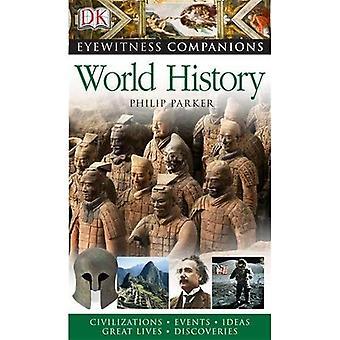 Världshistorien (Eyewitness följeslagare)