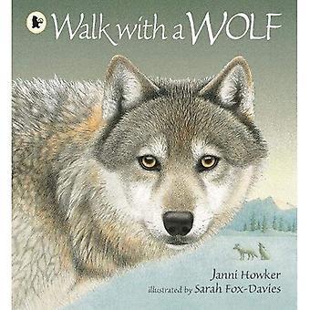 Promenad med en varg (naturen sagoböcker)