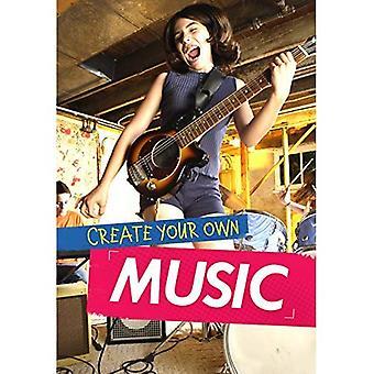 Oprette din egen musik (antænde: medier geni)