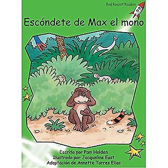 Escondete De Max El Mono