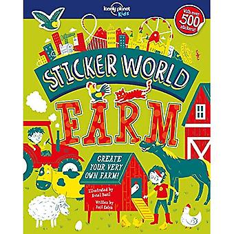 Sticker World - boerderij (Lonely Planet kinderen)