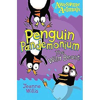 Pingvin Pandemonium-den vilda odjuret