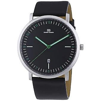 Danish Design Uhren-Armbanduhren, Quarz-Analog, Haut, Mann (1)