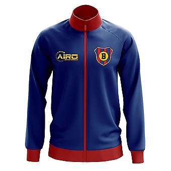 Barcelona koncept fodbold Track jakke (Navy)