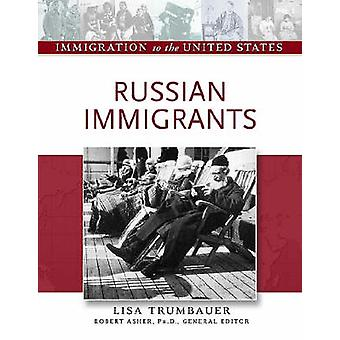 Immigrants russes par Robert Asher - livre 9780816056859
