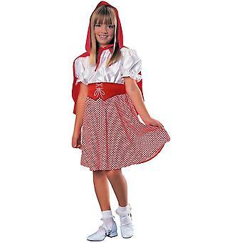 Red Riding Hood niño traje - 16457