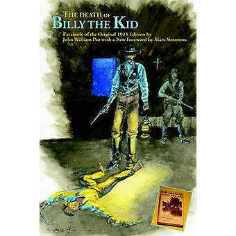 The Death of Billy the Kid by Poe & John William