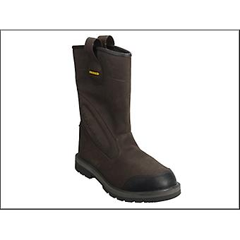 Roughneck Clothing Hurricane Rigger Boots Composite Midsole Uk 8 Euro 42