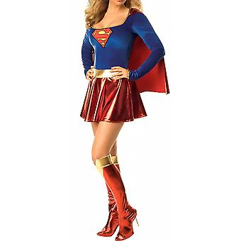 Waooh69 - Costume SuperMan per donna Terblans
