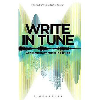 Skrive i Tune moderne musik i fiktion af Hertz & Erich