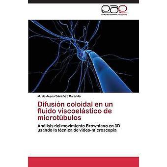 Difusion Coloidal sv FN Fluido Viscoelastico de Microtubulos av Sanchez Miranda M. De Jesus
