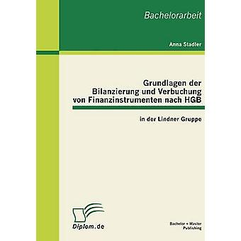 Grundlagen Der Bilanzierung Und Verbuchung Von Finanzinstrumenten Nach Hgb dans Der Lindner Gruppe par Stadler & Anna