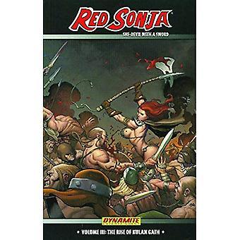 Red Sonja: v. 3: She Devil with a Sword