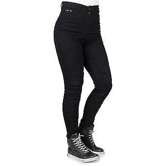 Bull-It Black Fury II SP45 Skinny - Long Womens Motorcycle Jeans