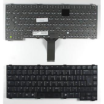 Teclado de Laptop Toshiba Satellite M21 UK preto Layout substituição