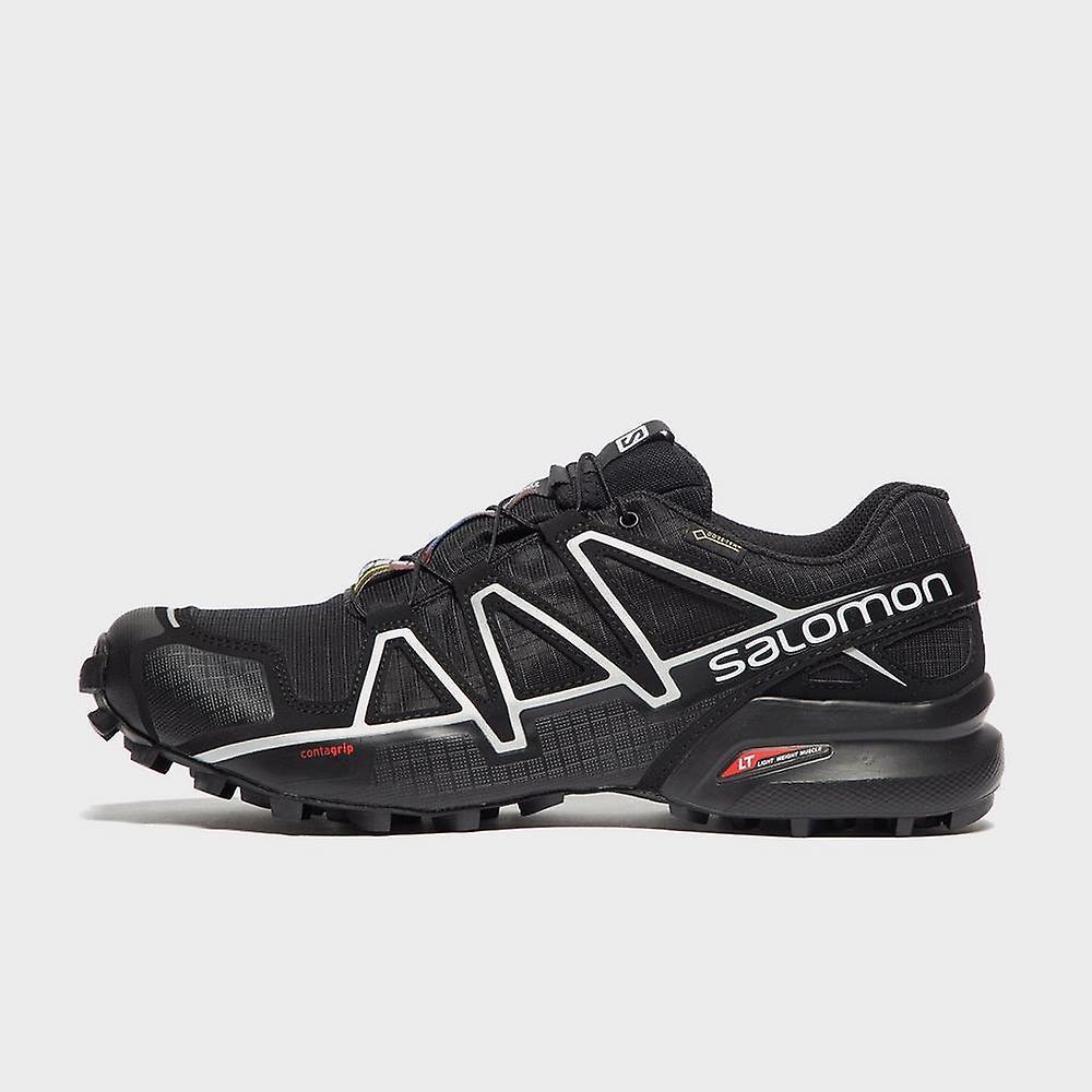 Nouveau Salomon Hommes Speedcross 4 CS GTX Trail Chaussures de course noir